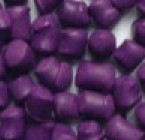 Purplie colorant for plastic industry