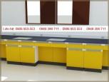 www.123nhanh.com: Bàn thí nghiệm áp tường Near - Wall - Bench phòng Lab